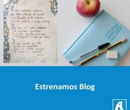 Estrenem blog